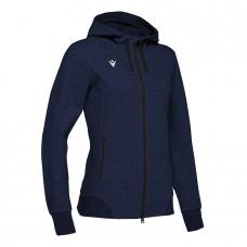 BCS - LYRE full zip hooded sweatshirt women
